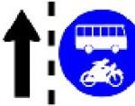 Logo Busspuren für Biker
